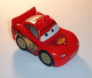 Lego Duplo D30060 Cars Blesk McQueen Piston Cup