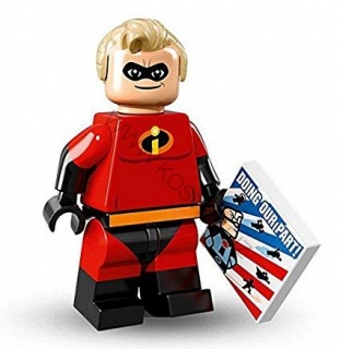 Lego 71012-13 (coldis-13, dis013) minifigurka Disney série Mr. Incredible NOVÉ