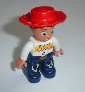 c590fe89064 Lego Duplo D81450 (47394pb129) figurka Toy Story - Jessie POUŽITÉ