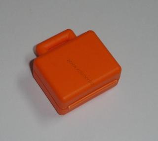 fd7d1810cba Lego Duplo D85365C (20302) kufřík otevírací oranžový NOVÉ